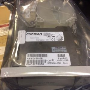 154871-001 – Compaq 40/80GB Int DLT Tape Drive – Working with warranty