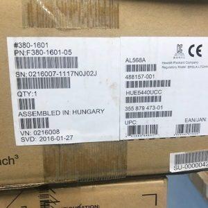 380-1601-05 Sun LTO4 HH SAS Tape drive for SL24 / SL48 Manf Refurb In warranty & VAT