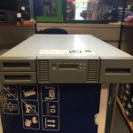 AJ817A HP MSL2024 Autoloader with 1 x Ultrium1760 LVD