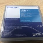 MR-L3MQN-01 New Quantum LTO3 Ultrium Tape / MEDIA Inc VAT & Delivery