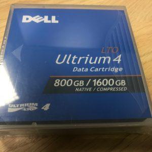 YN156 New Dell LTO4 Ultrium Tape / MEDIA Inc VAT & Delivery