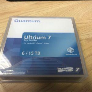 MR-L7MQN-01 New  Quantum LTO7 Ultrium Tape / MEDIA Inc VAT & Delivery