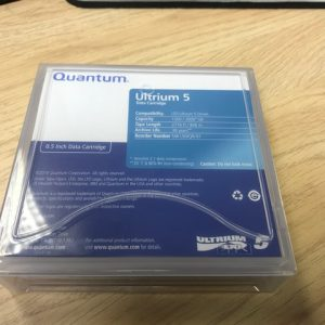MR-L5MQN-01 New  Quantum LTO5 Ultrium Tape / MEDIA Inc VAT & Delivery