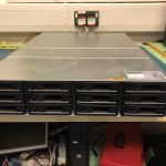 RS2416RP  Synology 12 Bay 2U NAS System Tested with Warranty, VAT and Delivery Inc