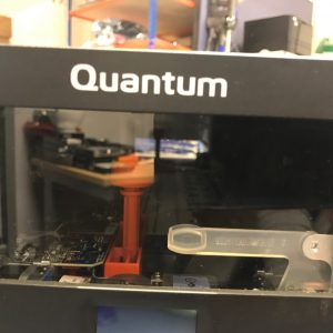 3-07350-01 Quantum i3 LTO Ready Autoloader Unused- Inc warranty, VAT & Delivery