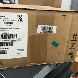 EH841A 443583-001 NEW HP Internal Ultrium920 LVD Tape Drive