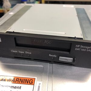 Q1587A 450421-001 HP DAT160 SAS Internal Tape Drive – Tested with warranty