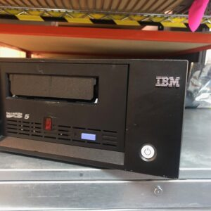 3580-S53 IBM External LTO5 SAS Tape Drive – With warranty, VAT, Delivery