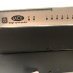 8BIG TBT2 Lacie Thunderbolt2 1U 8 Drive NAS System – Inc VAT / Delivery
