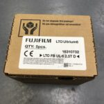 New Fujifilm LTO6 LTO Ultrium 6 Data Cartridge 2.50TB Native / 6.25TB Compressed
