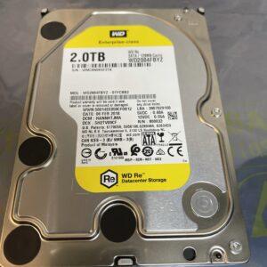 WD2004FBYZ WD 2TB 3.5″ SATA Hard Drive
