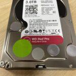 WD3001FFSX  Western Digital 3TB SATA Hard drive