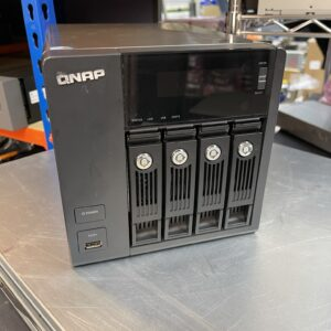 TS-469PRO Qnap 4 BAY Desktop NAS Fully Tested with warranty, 3GB 2.13GHZ