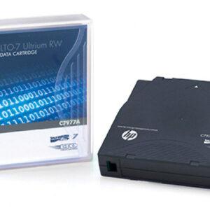 HPE LTO-7 C7977A Ultrium 15TB RW DATA Cartridge With Free shipping, price inc VAT